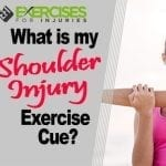 What is My Shoulder Injury Exercise Cue?