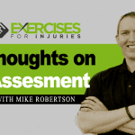 Mike Robertson's Thoughts on Assessment