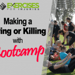 Making a Living or Killing with Boot Camps