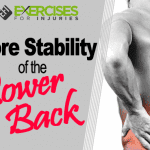 Core Stability of the Lower Back