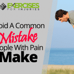 Avoid A Common Mistake People With Pain Make