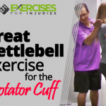 Great Kettlebell Exercise for the Rotator Cuff