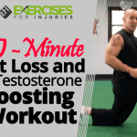 10-Minute Fat Loss and Testosterone Boosting Workout