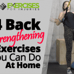 4 Back Strengthening Exercises You Can Do at Home