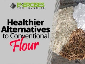 Healthier Alternatives to Conventional Flour
