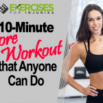 10-Minute Core Workout That Anyone Can Do
