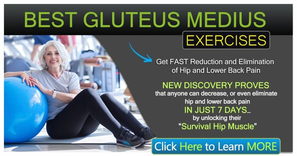 Promotional Blog Graphic #2 for Best Gluteus Medius Exercises