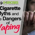E-cigarette Myths and the Dangers of Vaping