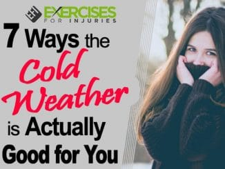 7 Ways the Cold Weather is Actually Good for You