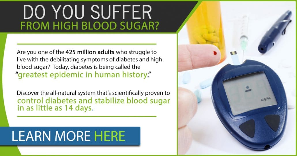 Promotional Blog Graphic for 14-Day Diabetes Control Quick Start Program