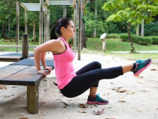 Fast and Effective Staircase Circuit Workout