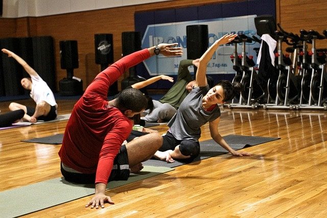 physical therapy can relieve back and hip pain