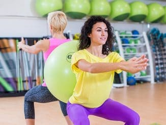 4 Stability Ball Exercises You Definitely Need To Try