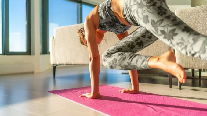 9 Yoga Poses for Your Core
