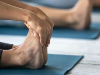 Simple Yoga Stretches To Relieve Plantar Fasciitis