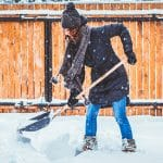 6 Exercises to Avoid Injury While Shoveling Snow