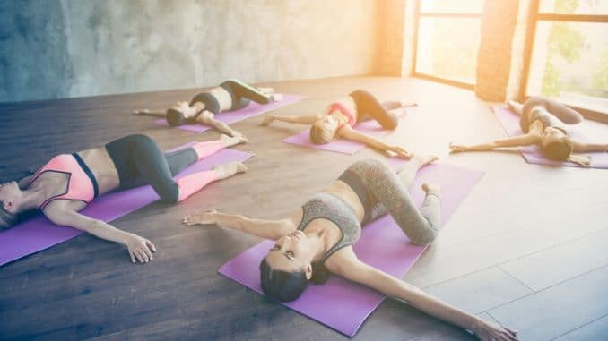 4 Yoga Twists for Spinal Health and Mobility