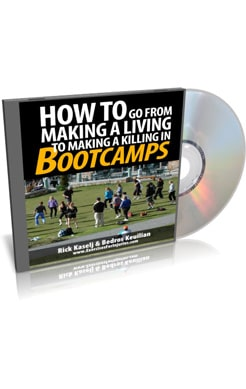 How to Go from Making a Living to Making a Killing in Bootcamps - Rick Kaselj & Bedros Keullian