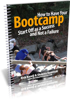 How to have your bootcamp start off as a success and not a failure - Rick Kaself & Shawna Kaminski