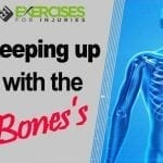 Keeping up with the Bones's