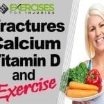 Fractures, Calcium, Vitamin D and Exercise
