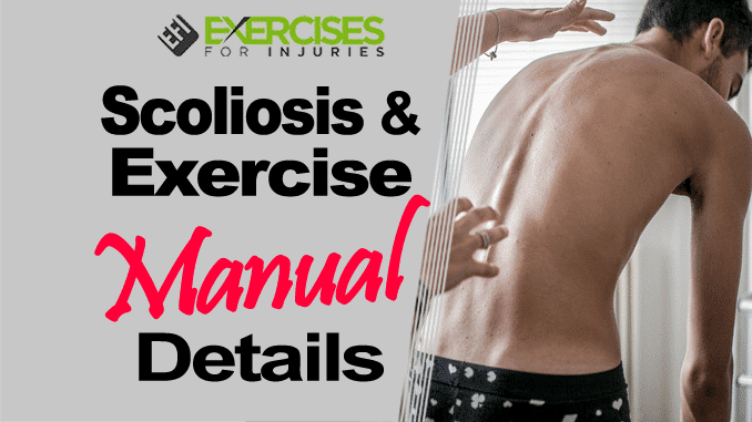 Scoliosis and Exercise Manual Details copy