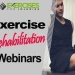 Exercise Rehabilitation Webinars