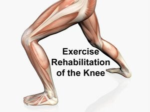 Exercise Rehab of the Knee