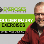 Tim Vagen on Shoulder Injury Exercises