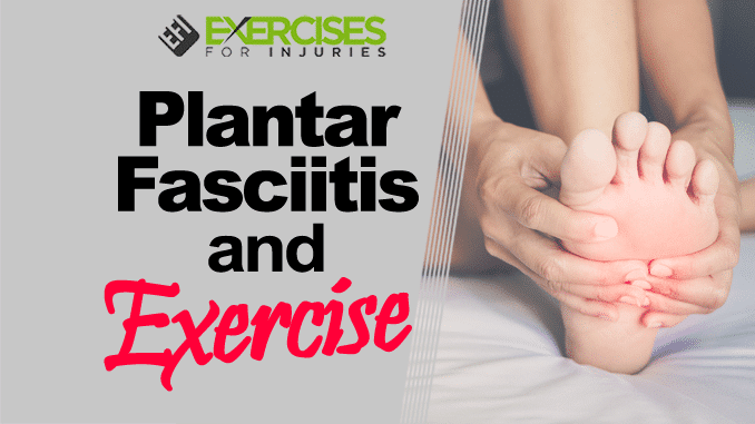 Plantar Fasciitis and Exercise copy