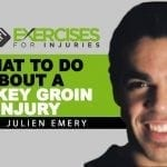 What to do about a Hockey Groin Injury? (Expert Interview with Julien Emery)