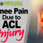 Knee Pain Due to ACL Injury