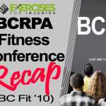 BCRPA Fitness Conference Recap (BC Fit '10)