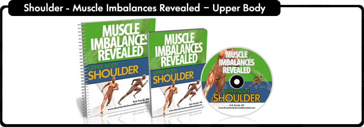 Addressing Muscular Imbalances in the Shoulder
