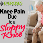 Knee Pain Due to Tendonopathy