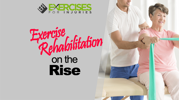 Exercise Rehabilitation on the Rise copy