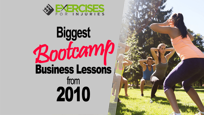 Biggest Boot Camp Business Lessons from 2010 copy