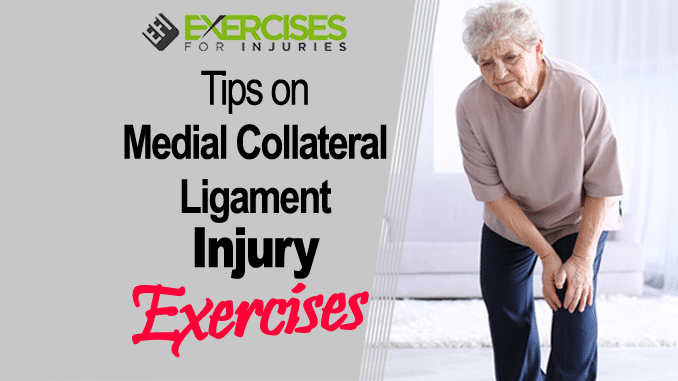 Tips on Medial Collateral Ligament Injury