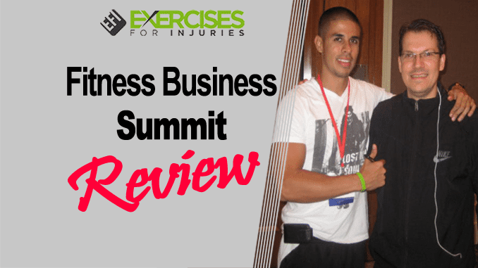 Fitness Business Summit Review