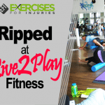 Ripped at Live2Play Fitness
