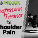 Suspension Trainer for Shoulder Pain