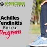 Achilles Tendinitis Exercise Program