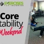 Core Stability Weekend