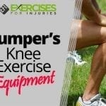 Jumper's Knee Exercise Equipment
