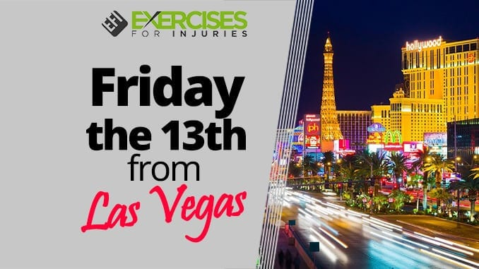 Friday the 13th from Las Vegas