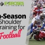 In-Season Shoulder Training for Football