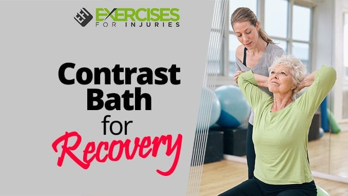 Contrast Bath for Recovery