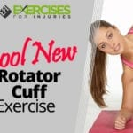 Cool New Rotator Cuff Exercise