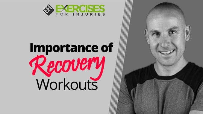 Importance of Recovery Workouts