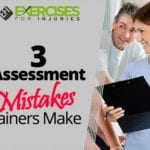 3 Assessment Mistakes Trainers Make